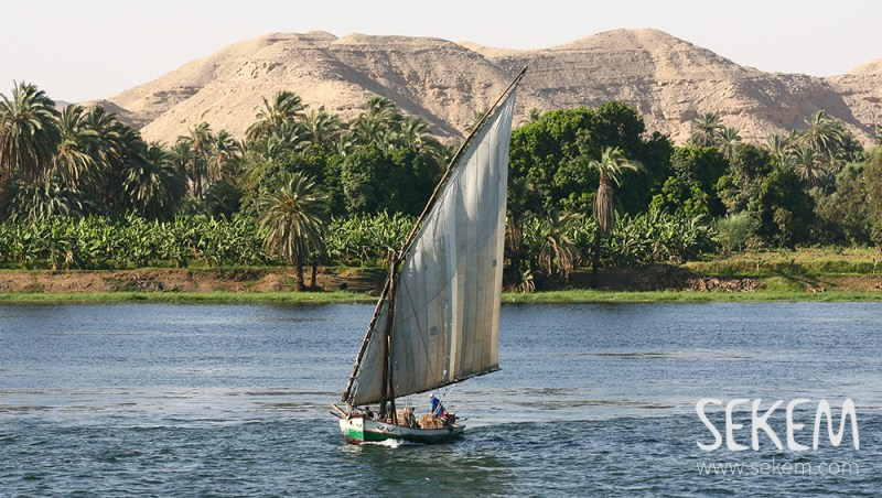 The Nile is a source of life