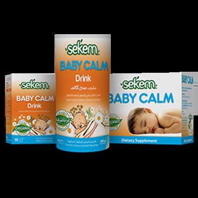 SEKEM Health Baby Calm
