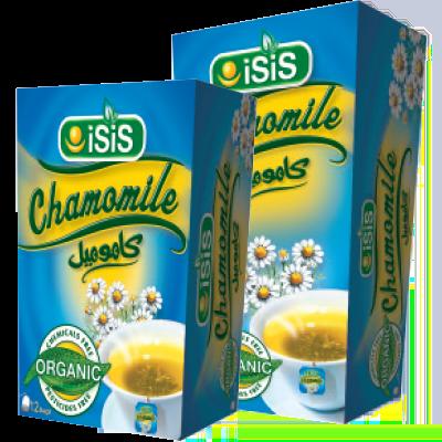 ISIS Organic Chamomile