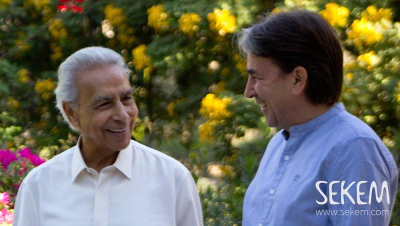 Helmy and Ibrahim Abouleish SEKEM