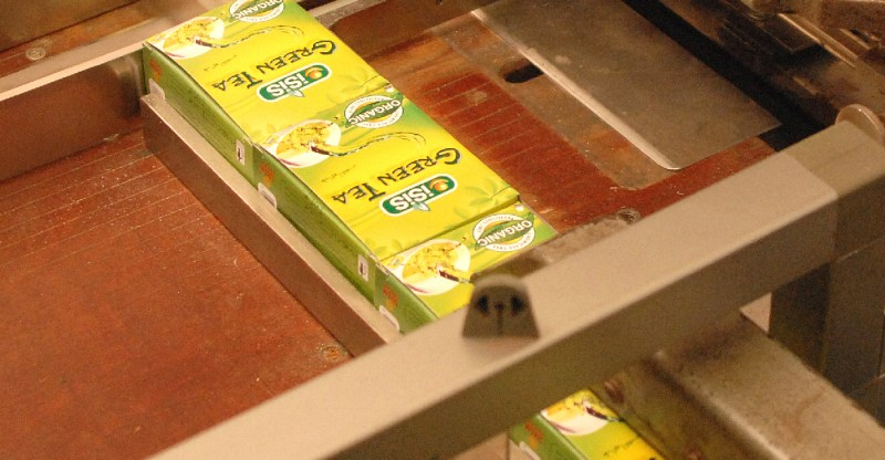 Production of Green Tea by SEKEMs Subsidiary ISIS Organic