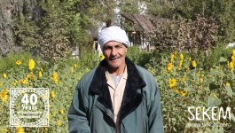 People in SEKEM: Ismail Elsayed