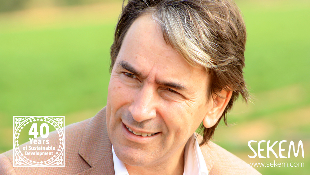Ankündigung: Biofach und drei Vorträge von Helmy Abouleish