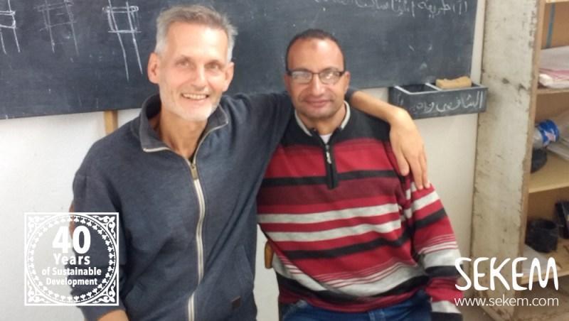 Support for SEKEM's Vocational Trainig Center