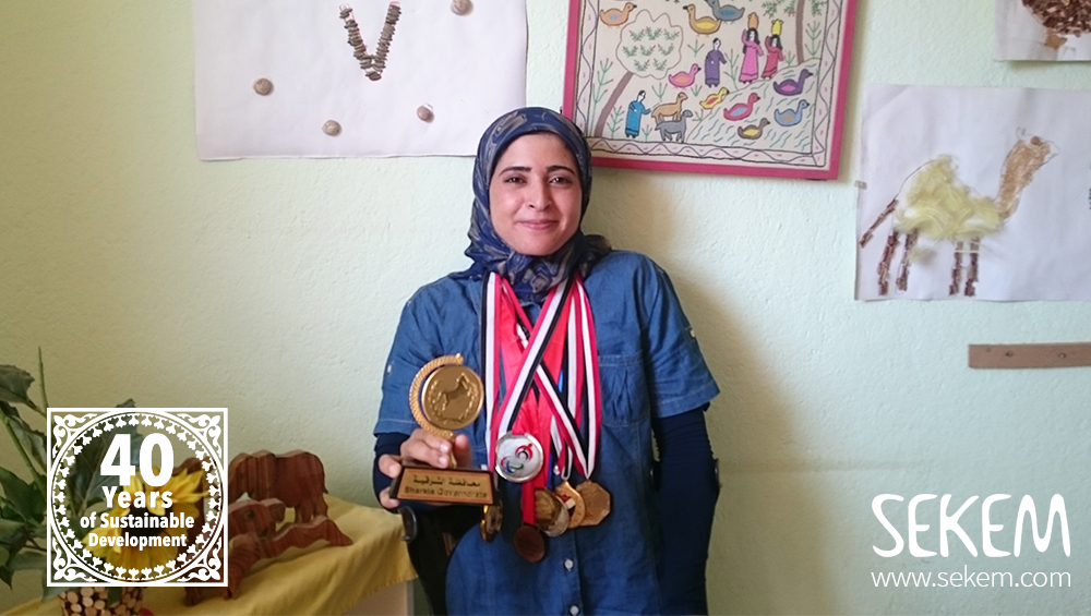 SEKEM's Parasports Champion: Interview with Noura Nasser