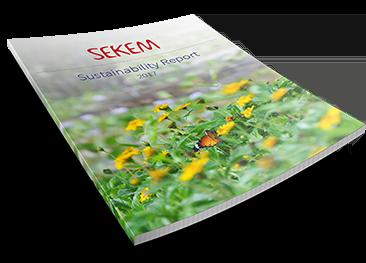 SEKEM Sustainability Report 2017