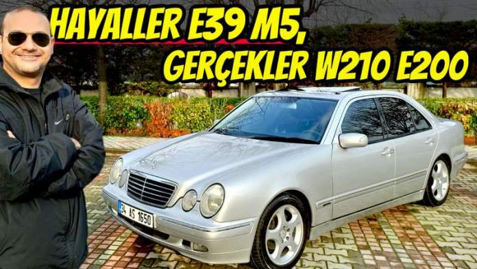 mercedes w210 e200