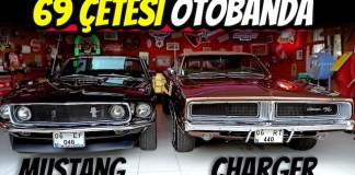 1969 dodge charger r:t 440
