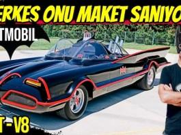 ilk batmobil batman 1966 batmobile