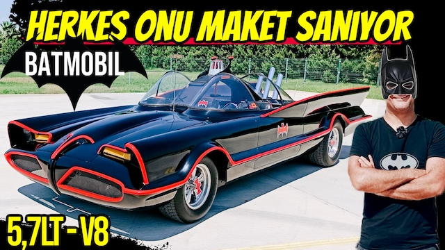 ilk batmobil batman 1966 batmobile