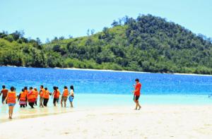 Descriptive Text : 'Pulau Pahawang' Dalam Bahasa Inggris ...