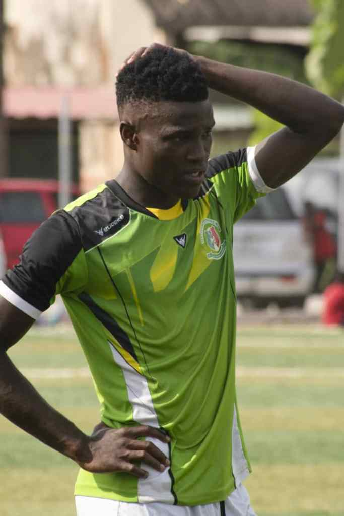 Elvis Nyarko, from Anaji United Football Club to Sekondi Hasaacas Football Club