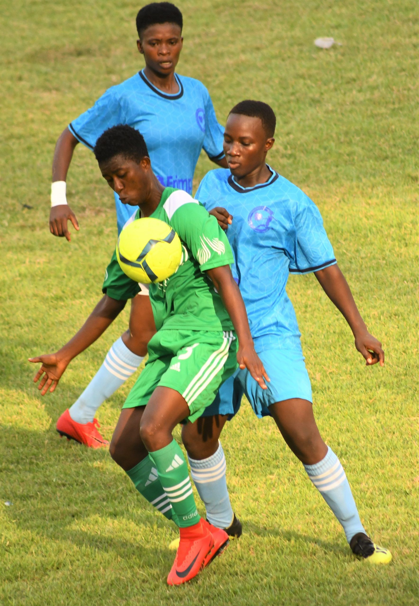 Milot's stunning opener not enough against Police Ladies