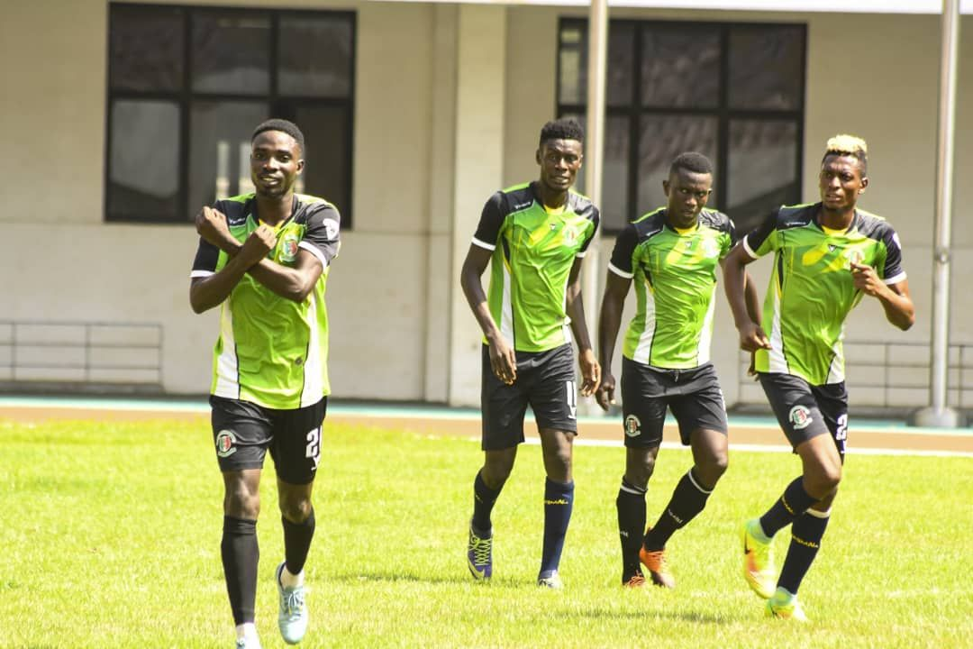 Flamini's hattrick of assists hands Hasaacas 3-2 win against BYFA