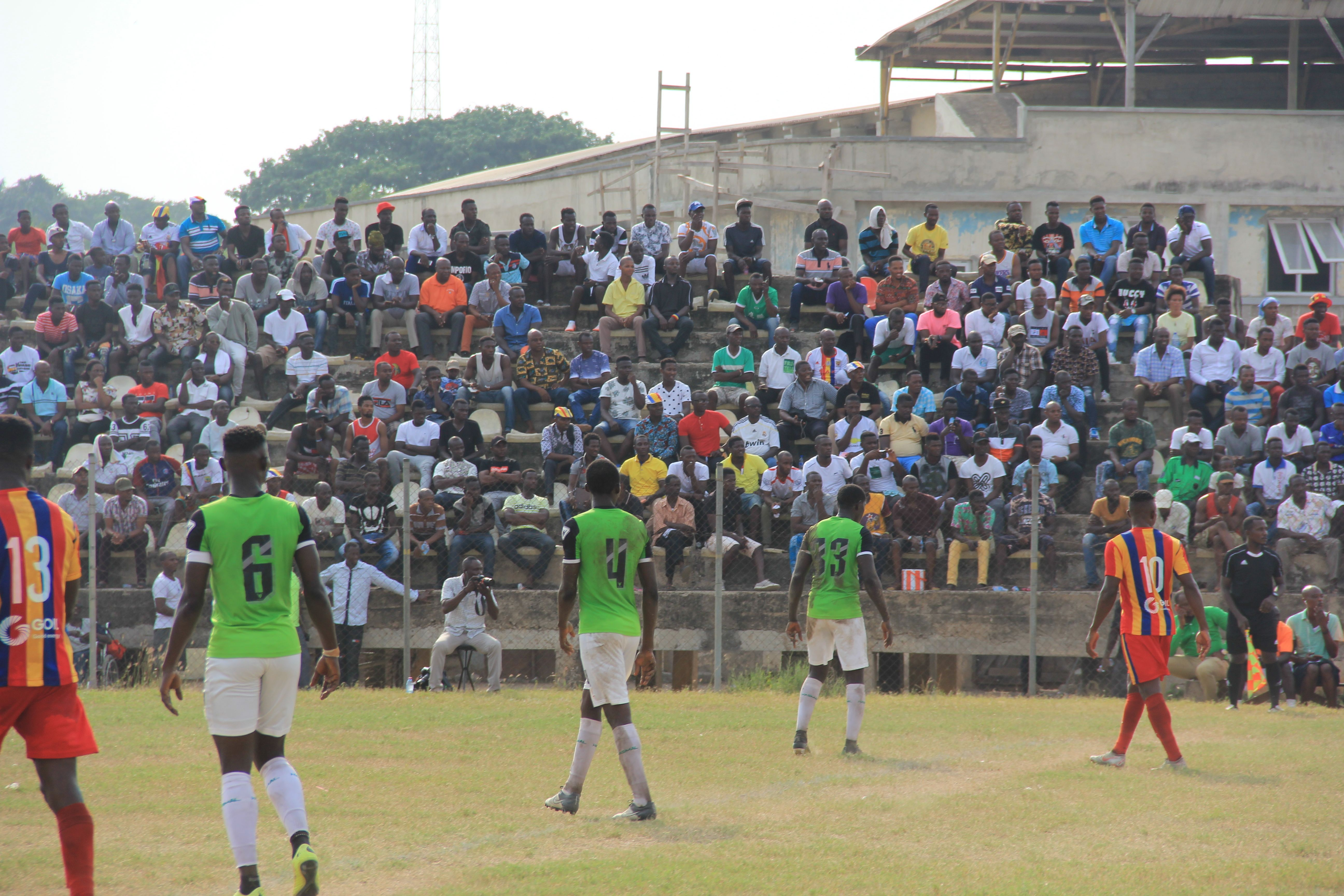 Hasmal V Skyy FC: A Reminder of Supporters Responsibility