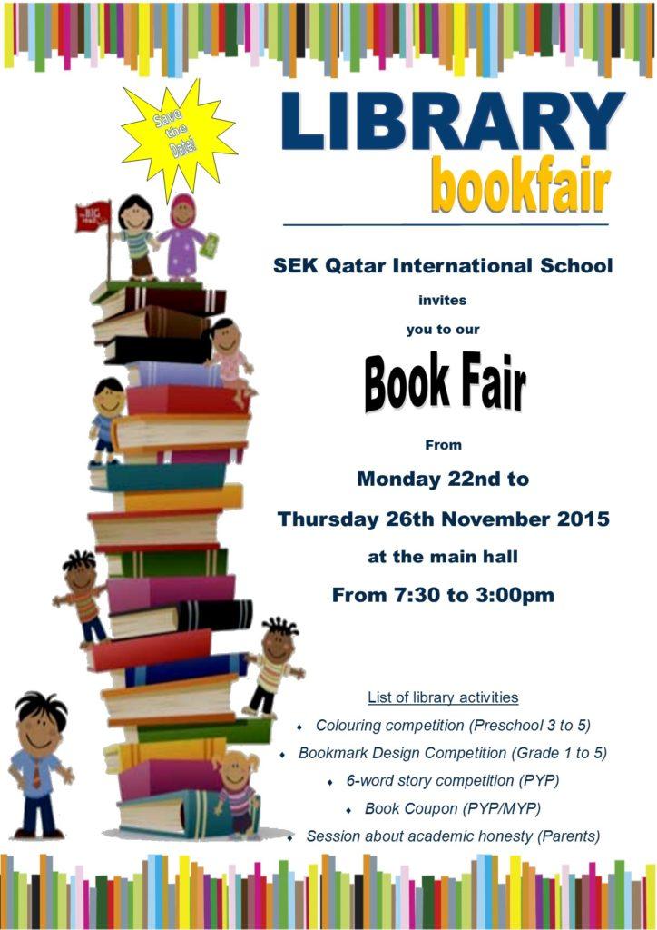 library book fair 2015 sek qatar