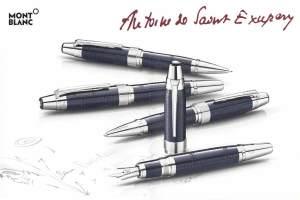 Montblanc - Writers Edition - Antaoine de Saint-Exupery - Schreibgeräte