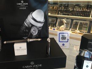 Caran'd'Ache - Edition Lalique