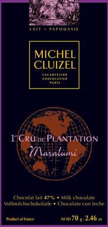 Michel Cluizel Maralumi lait