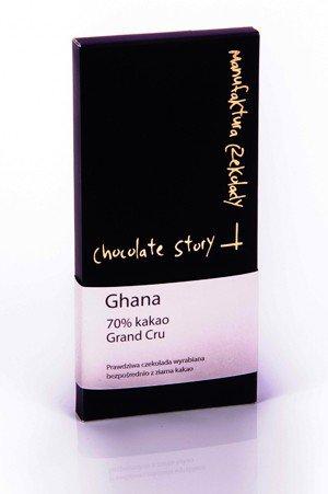 Manufaktura Czekolady Chocolate Story Ghana 70 Grand Cru
