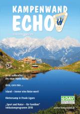 Kampenwand Echo Tourenprogramm 2018