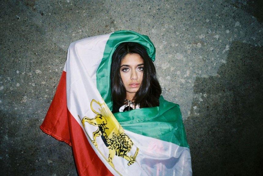 Straight Outta Persia for Fashionising.com