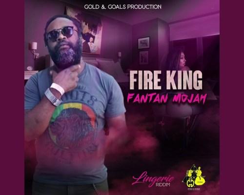 Fantan Mojah – Fire King