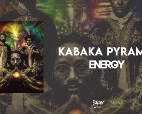 Kabaka Pyramid – Energy