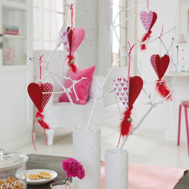 Basteln Zum Valentinstag Selbstde