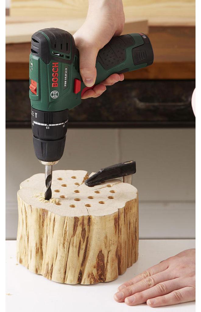 Holz Stiftehalter Selber Bauen Selbst De