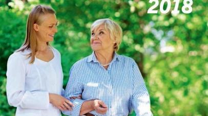 Hilfe für pflegende Angehörige 2018