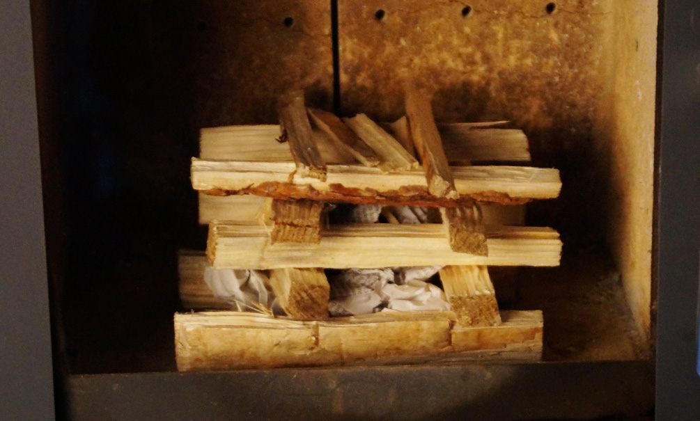 Richtig heizen mit kamin und ofen w rme ohne for Richtig luften und heizen