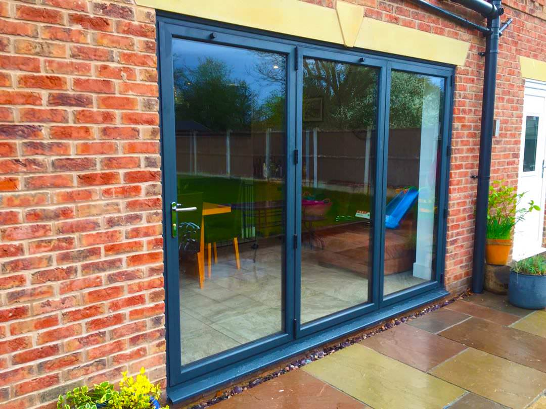 Bi Folding Doors in Preston (2) & Aluminium Bi-fold Doors Preston Chorley Leyland Blackpool Lytham.
