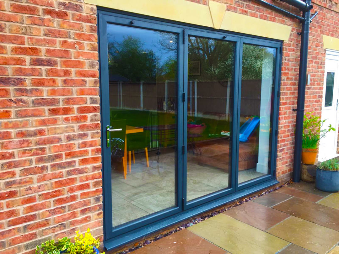 PreviousNext & Aluminium Bi-fold Doors Preston Chorley Leyland Blackpool Lytham.