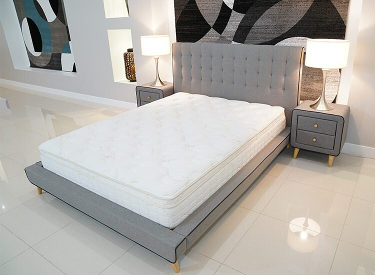 Firm Mattress The Flex Tech Deluxe Series Selectabed