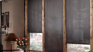 Exterior Signature Sheer Weave 3% Solar Shades