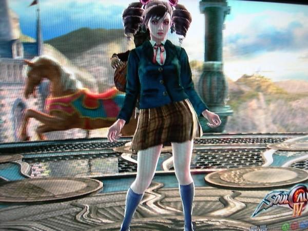 Soul Calibur 4 - Uniforme de Colegial - Escola