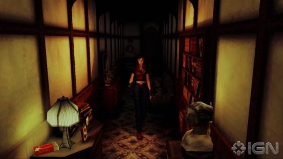 Resident Evil - Code Veronica X HD Screenshot