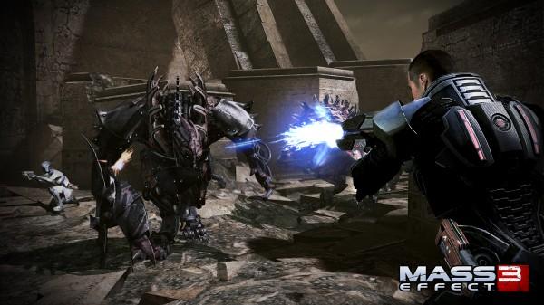 Mass Effect 3 Playstation Plus