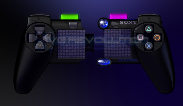 Split-Shock Playstation 4