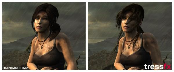 TressFX Lara Croft Tomb Raider