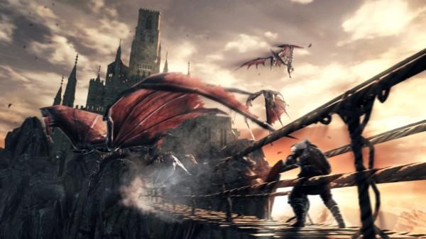 Dark Souls II Bridge