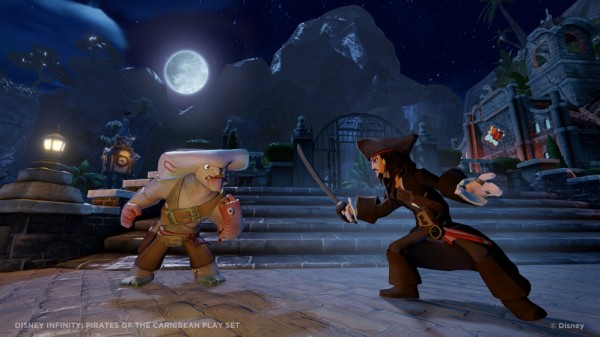 Disney Infinity Piratas do Caribe