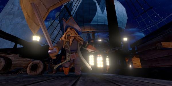 Disney Infinity Piratas do Caribe Play Set