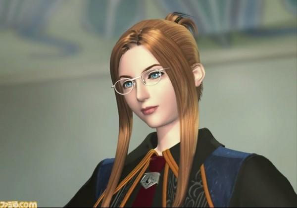 Final Fantasy VIII HD PC Quistis
