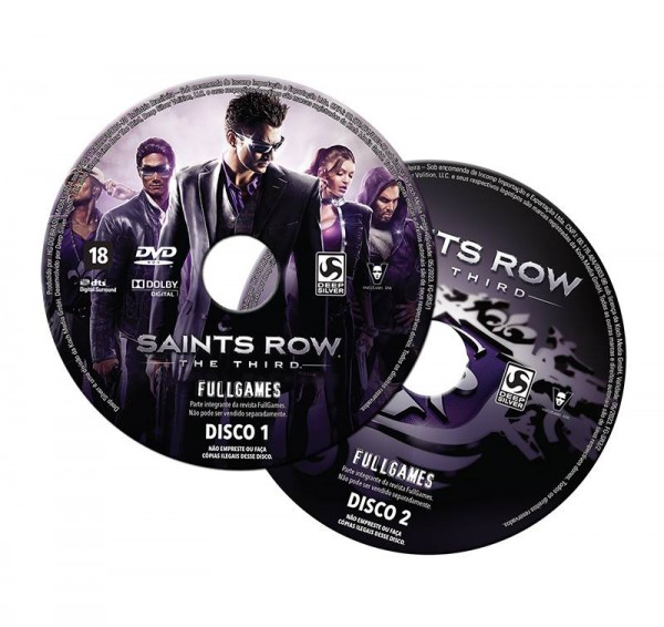 Revista Fullgames Saints Row The Third