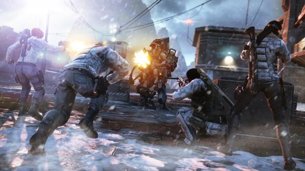 Fuse Game Insomniac Lethal Teamwork