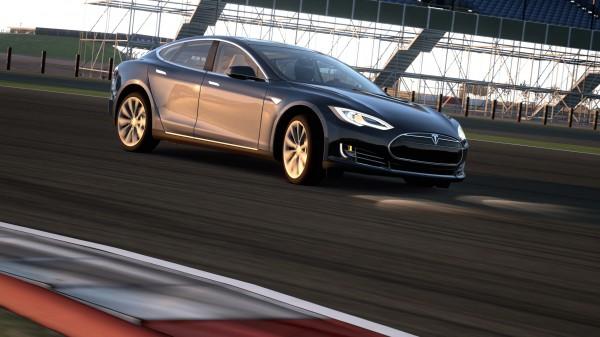 Gran Turismo 6 Tesla Screenshot