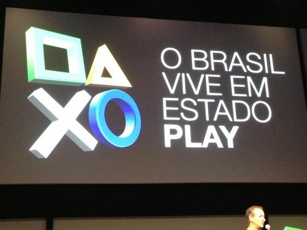Sony Playstation Brasil