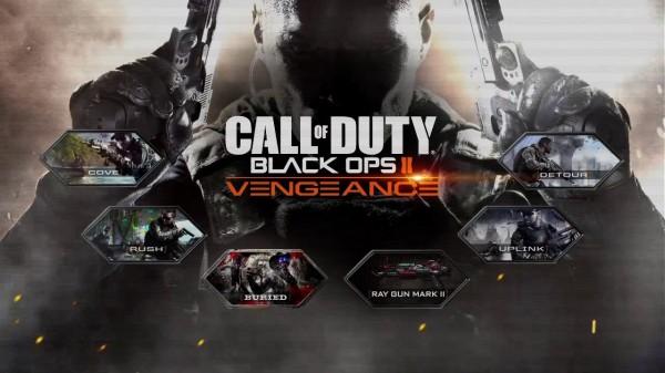 Call of Duty Black Ops II Multiplayer DLC Vengeance